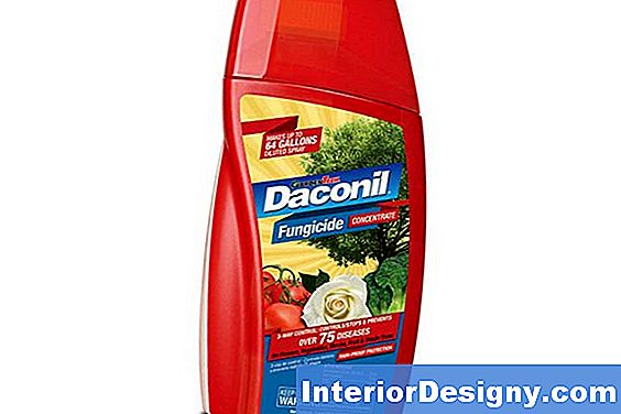 Daconil Fungicide Liquid Mixing Instructions