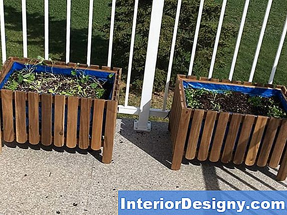 Diy Raised Plant Bed Stand