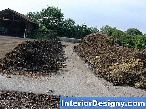 Mulch Vs. Kompost Rasen