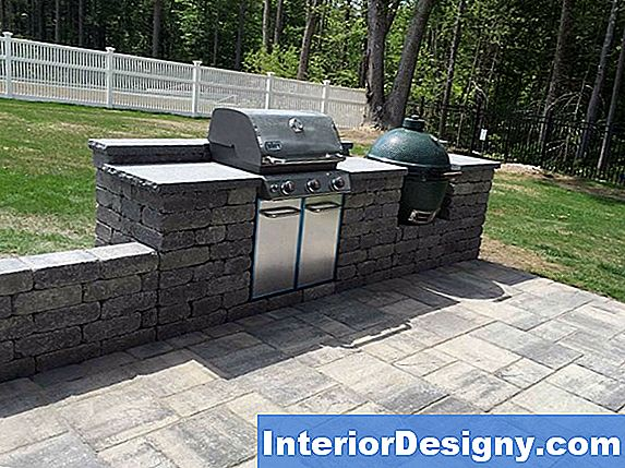 Patio Walls & Pflanzer Box Ideen