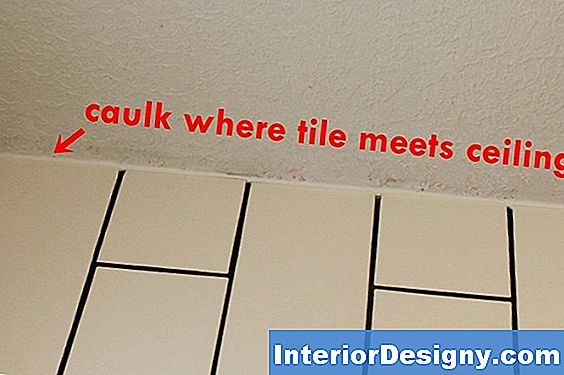 How To Caulk Außenwandleuchten