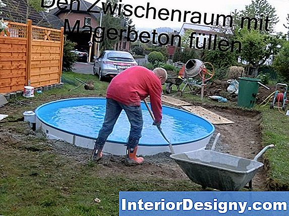 Wie Man Ein Pool-Deck Patcht