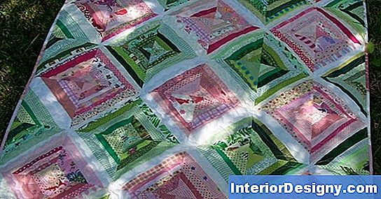 Interessante Quilt Backing Ideen
