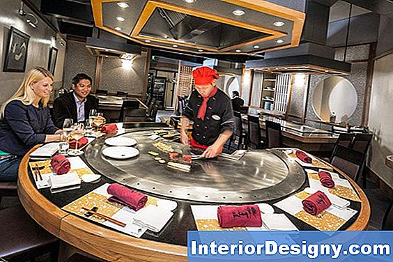 Japanisches Design: Interior Painting