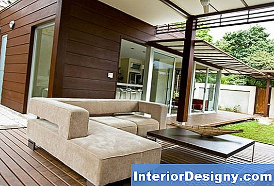 Patio Deck Umbau Ideen