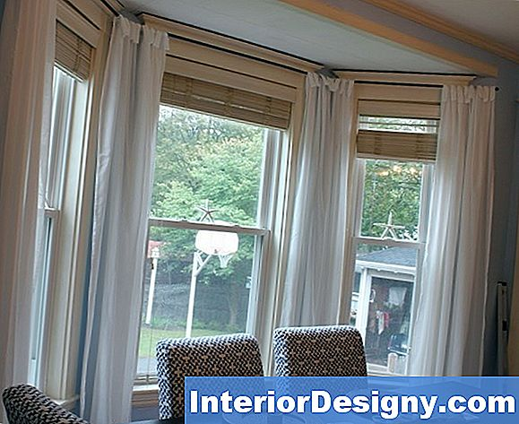 Bay Window & Drapery Treatments