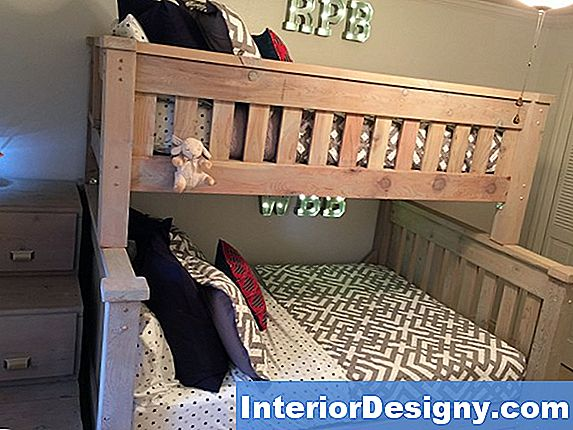 Puidust Bunk-Bed Design