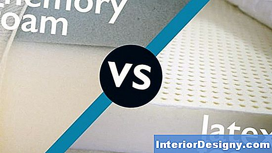 Memory Foam Vs. Poly Foam