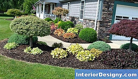 Landscaping Rock For The Front Porch