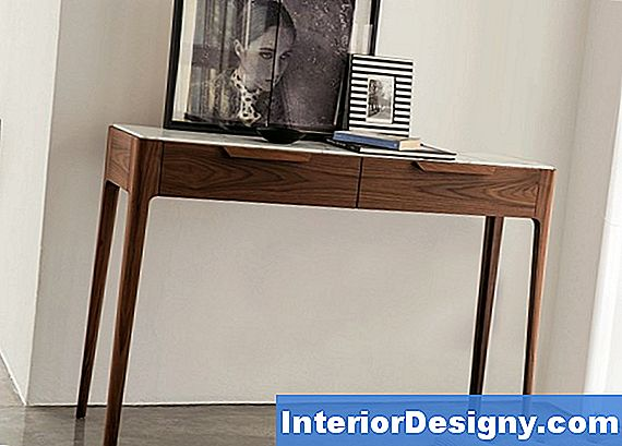 Console Table Heights