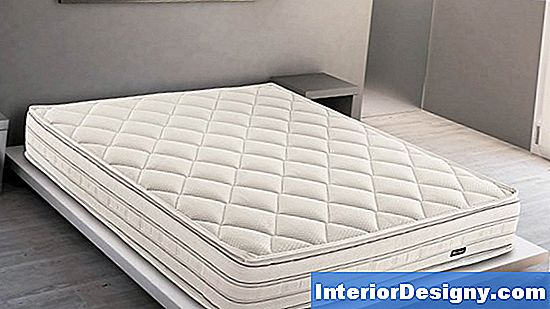 Come Pulire L'Odore Del Corpo Da Un Materasso Pillow-Top