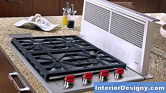 Downdraft Vent Vs. A Sobrecarga