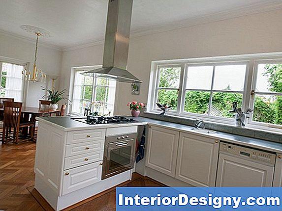 Huis: hoe een koelkast met behang te dekken 2018 nl.interior