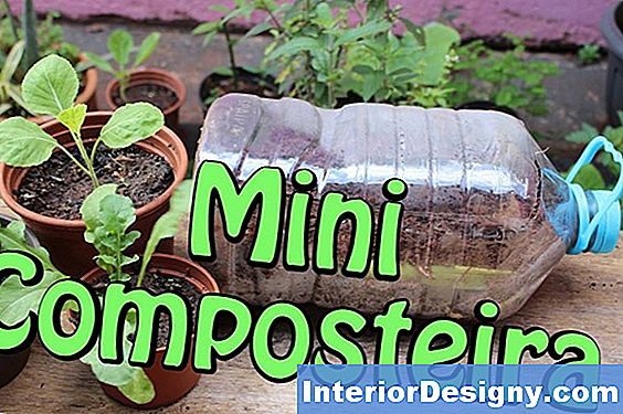 Mini Compostagem