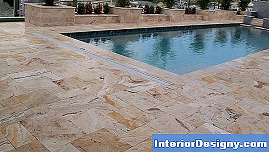 Travertin Pavers Installation Specifikationer