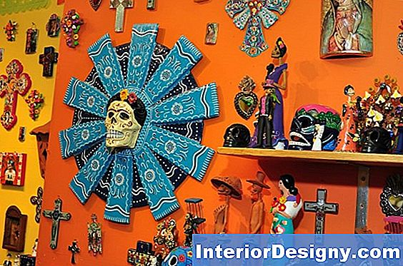 Mexican-Style House Decorating